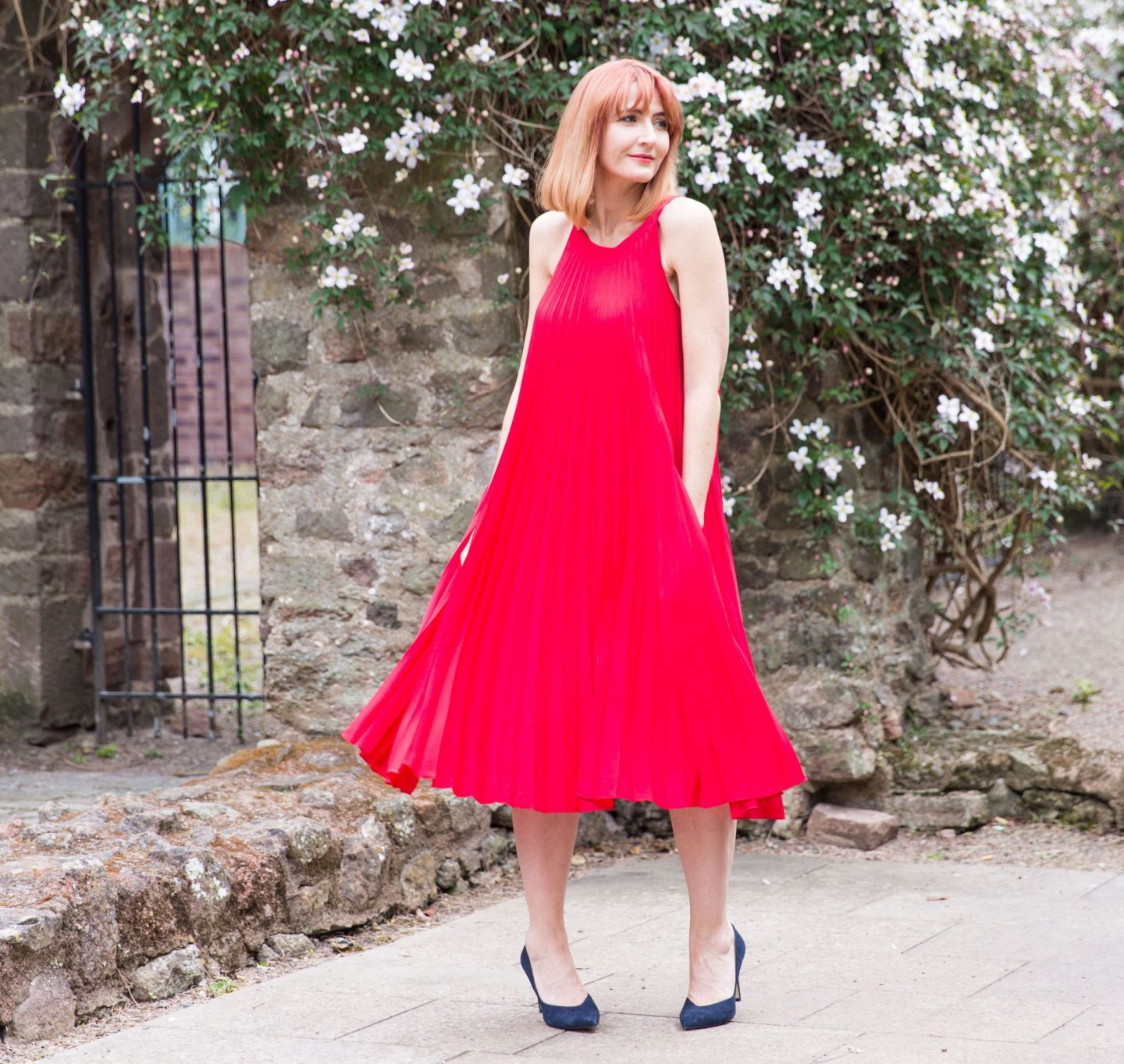 Why You Should Dress For Your Personality, Not Your Shape - Red Hobbs Dress