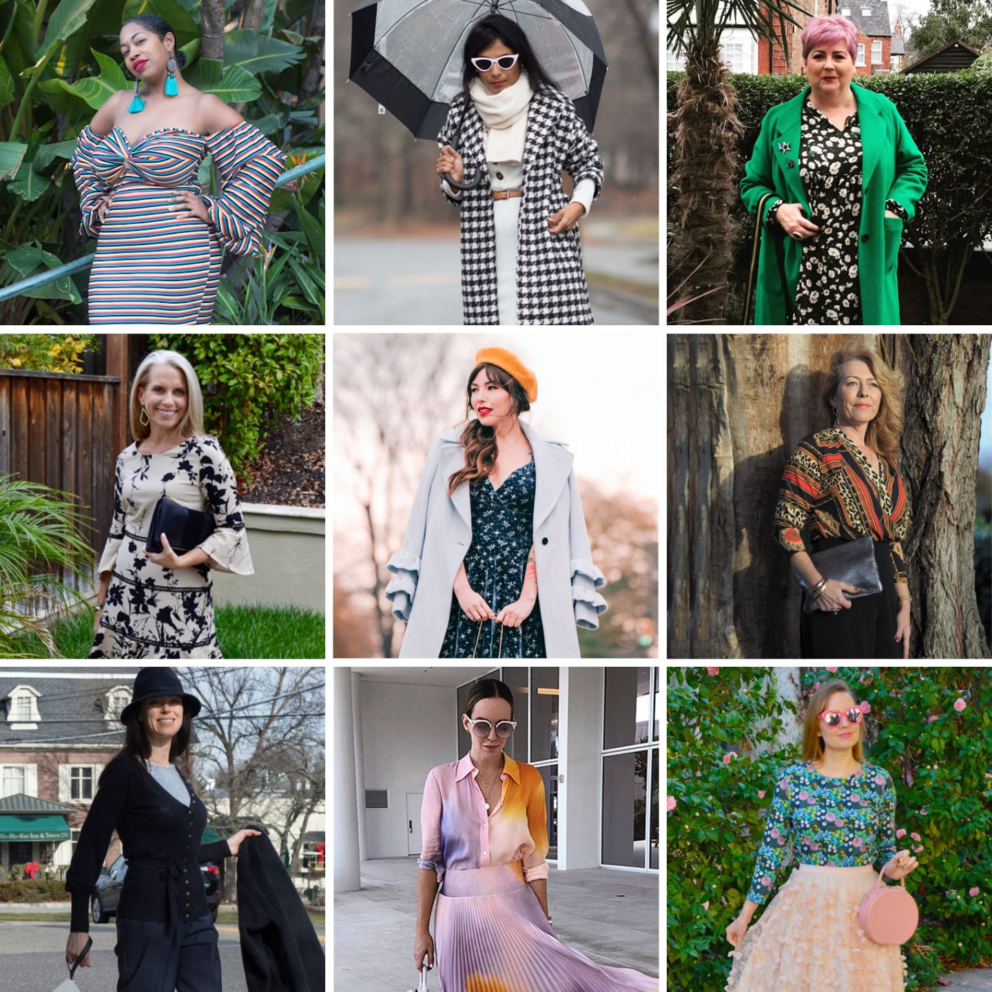 Celebrating 9 Women Who Wear What They Like (January 2019) | Not Dressed As Lamb