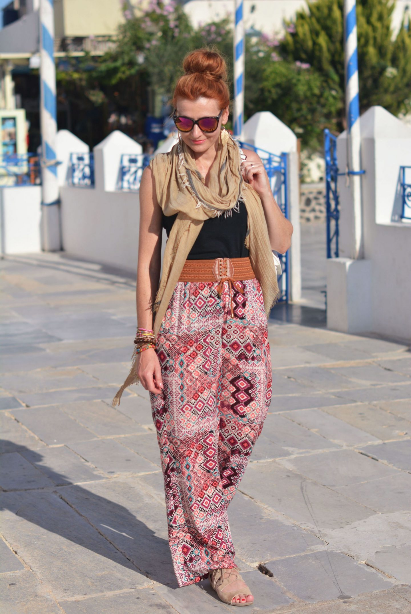 My All Time Favourite Summer Outfits: Boho dressing | Not Dressed As Lamb