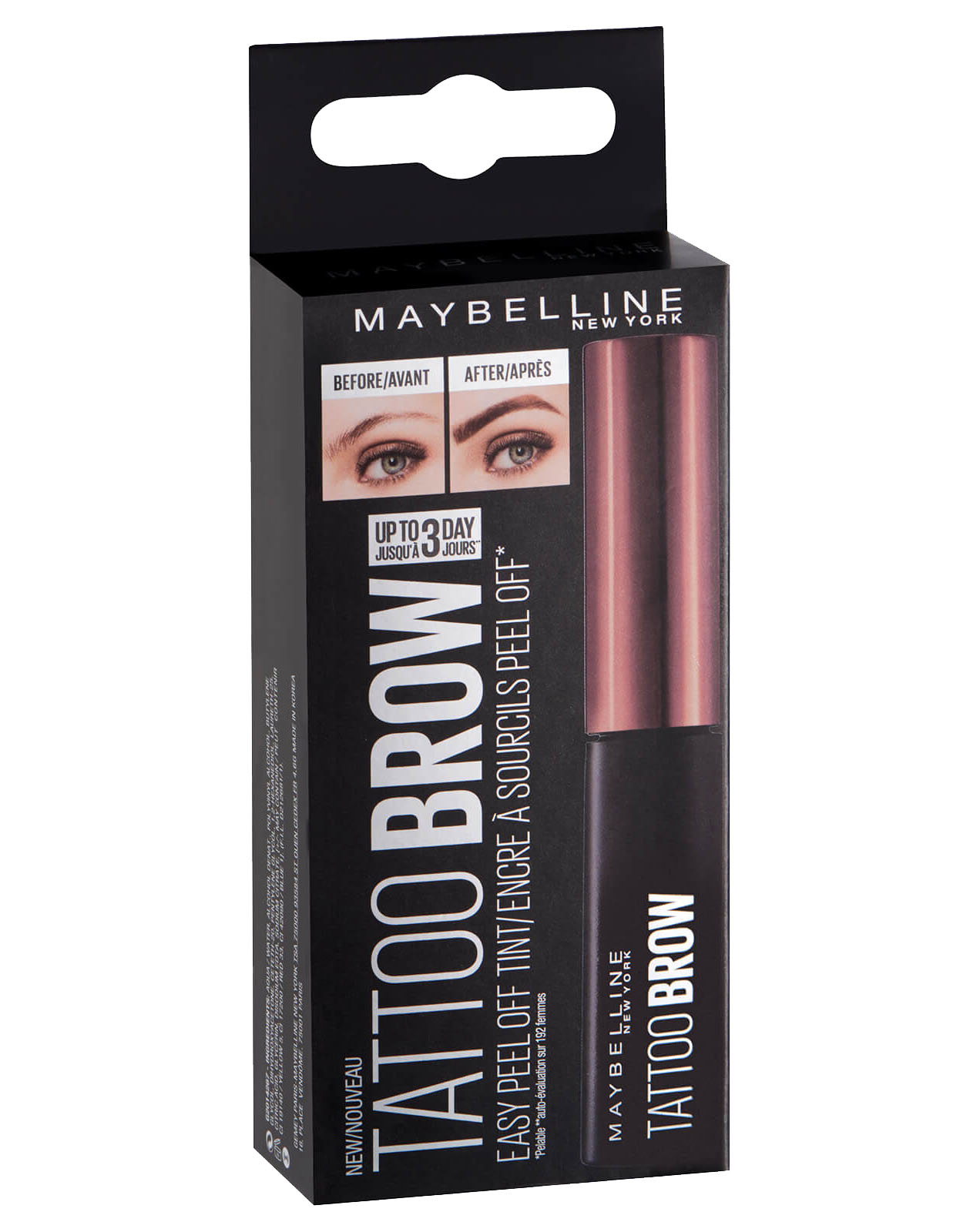 Maybelline Tattoo Brow Tint