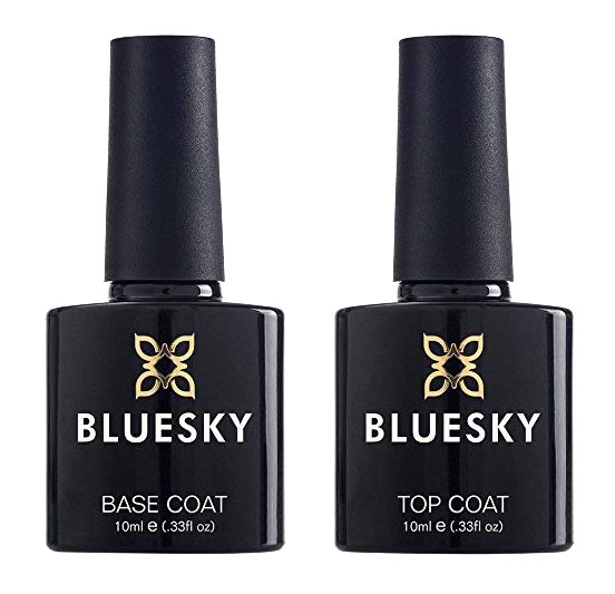 BlueSky gel nail polishes