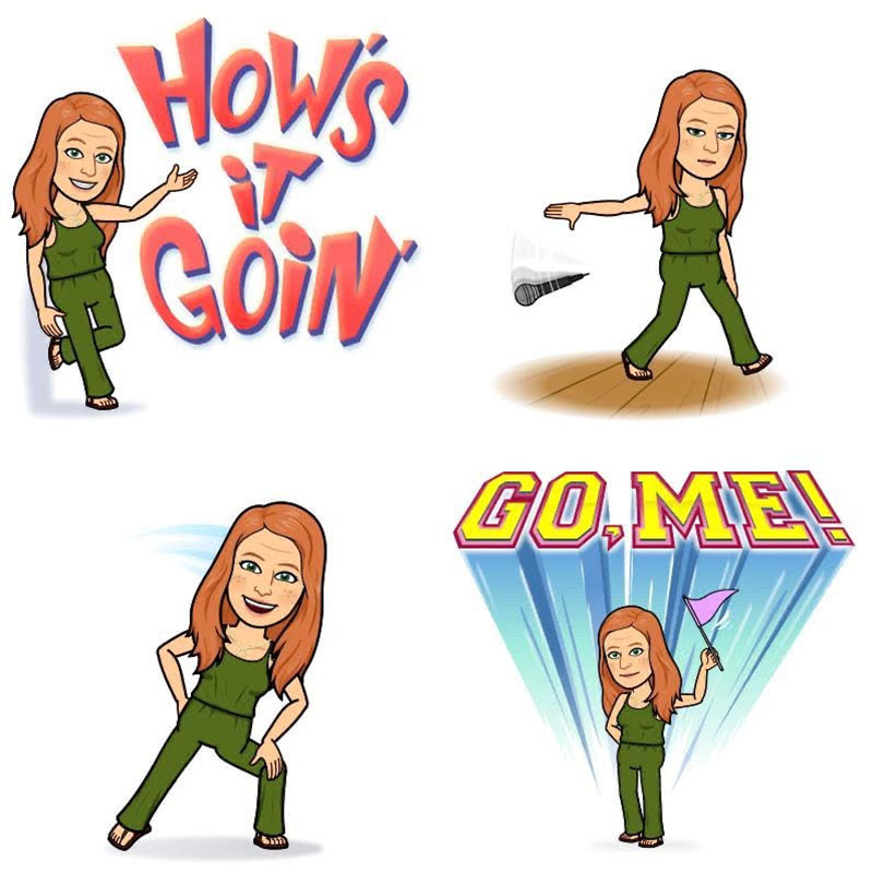 Dressed Just Like My Bitmoji in an Olive Green Jumpsuit | Not Dressed As Lamb