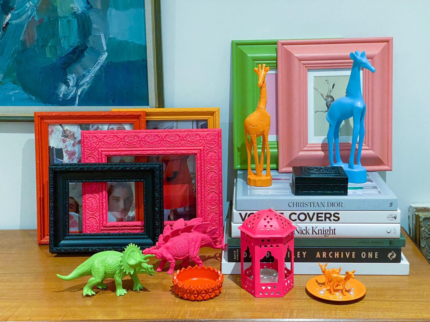 Not Lamb Home: Bold, kitsch upcycled homewares, vintage and decor